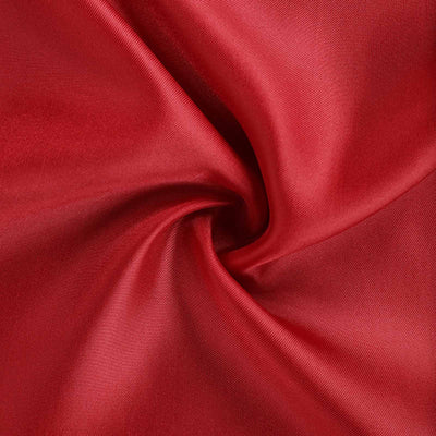 "12""x 10 Yards Wine Satin Fabric Bolt"