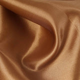 "12""x10 Yards Gold Satin Fabric Bolt"