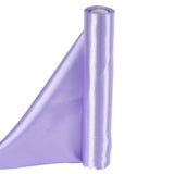 "12""x10 Yards Lavender Satin Fabric Bolt"
