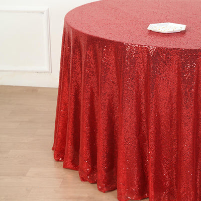 Premium Sequin Tablecloth | Round Tablecloth | Table Decoration