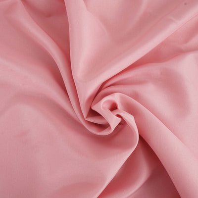 "54"" Rose Quartz Square Polyester Tablecloth - Clearance SALE"