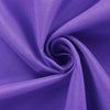 "5 Pack 17""x17"" Purple Polyester Linen Napkins"