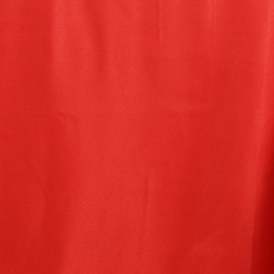 "60x102"" RED Wholesale Polyester Banquet Linen Wedding Party Restaurant Tablecloth"