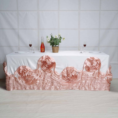 "90""x132"" White