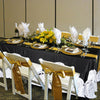 "90""x156"" Black