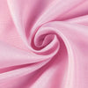 "90x156"" PINK Polyester Rectangular Tablecloth"