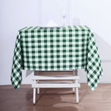 "Buffalo Plaid Tablecloth | 54""x54"" Square 