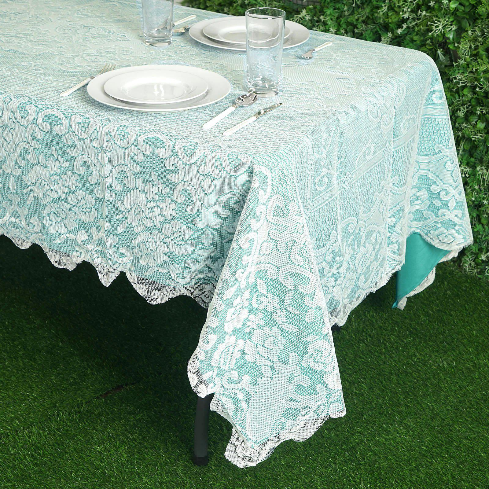 Lace Tablecloths Oval 300x300.jpg Tablecloths Factory
