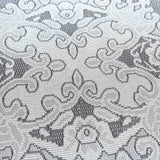 Lace Tablecloths, 120 inch Round Tablecloth, White Round Tablecloths