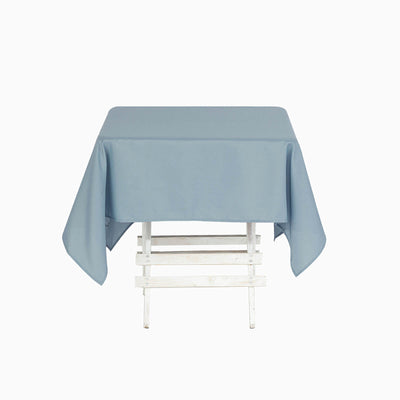 Polyester Tablecloth, Square Tablecloth, Table Decoration