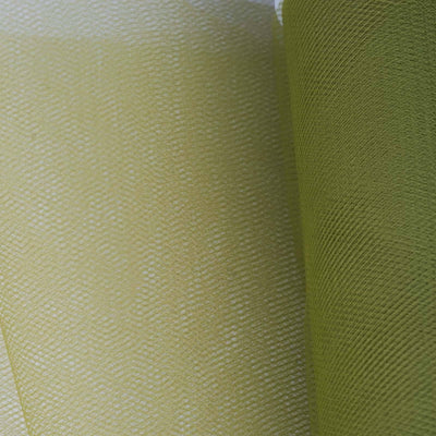 6 Inch x 25 Yards Tulle Fabric Bolt | TableclothsFactory