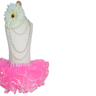 Love Pink Girls' Tutu Skirt
