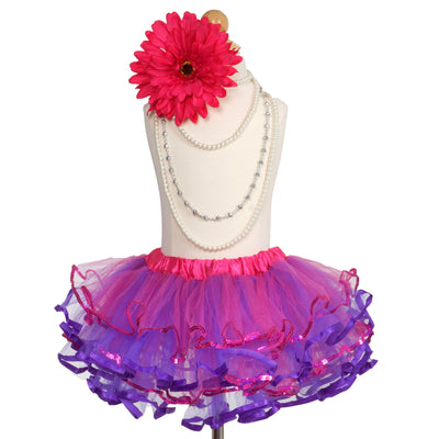 My Little Explorer Girls Tutu Skirt