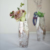 "2 Pack | 12"" Mercury Glass Vases 