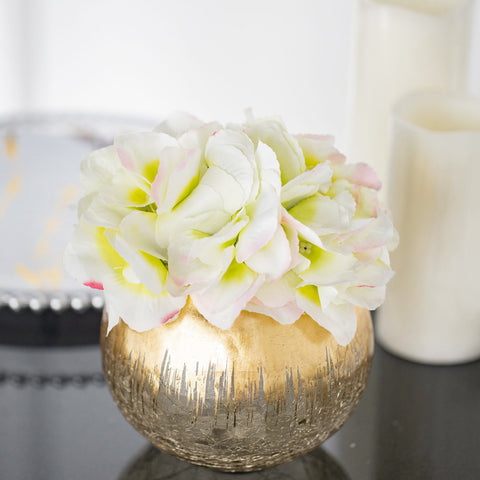Homes on Trend Flower Vase Clear Glass Tall Vintage Style Jam Jar Bud Vase Decorative Country Style Elegant Pot for Flowers Single Stem Holder for Wedding Table Decorations Centrepiece Settings