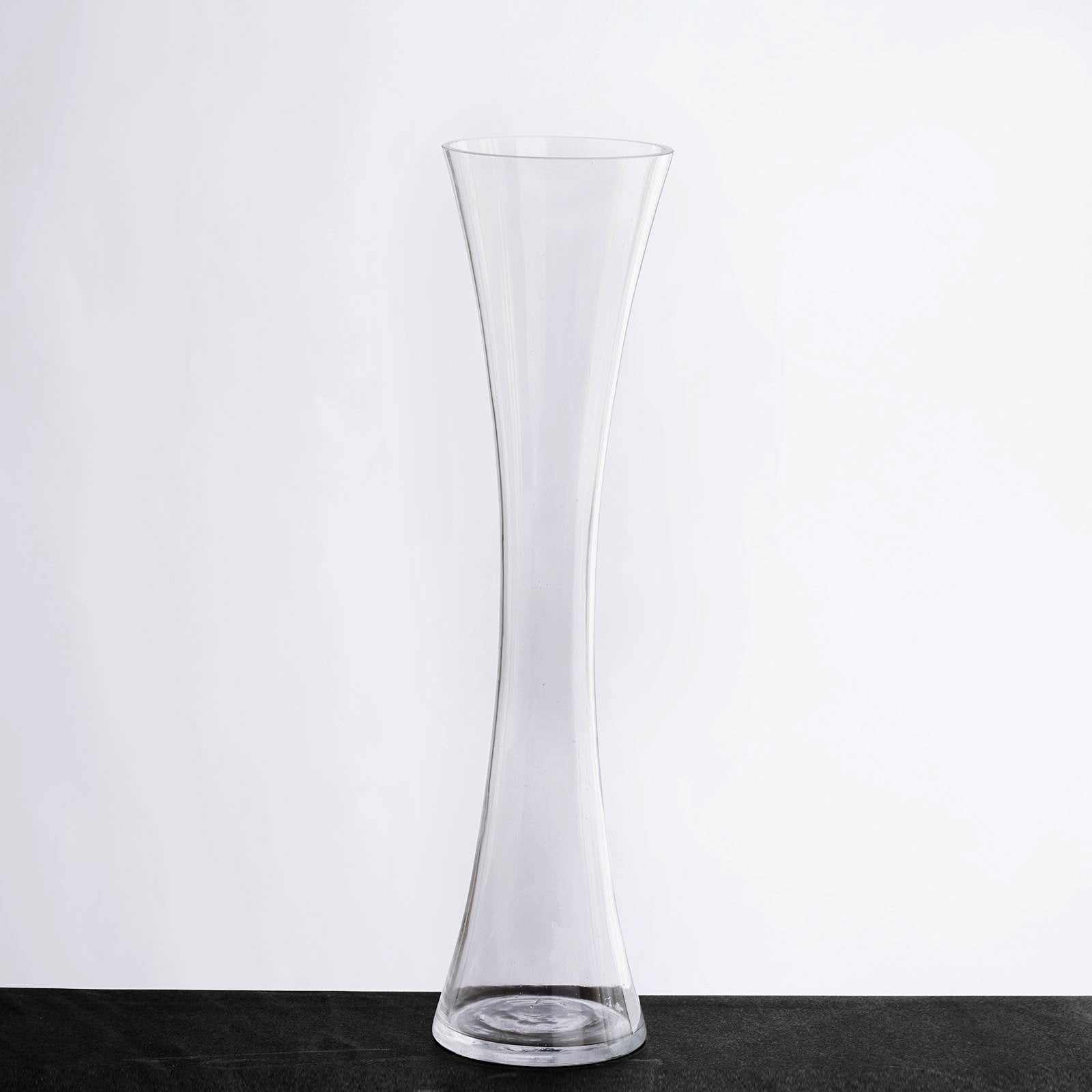 16 tall clear hourglass shaped floral centerpiece vase wedding 16 tall clear hourglass shaped floral centerpiece vase wedding party decoration 12 pcs reviewsmspy