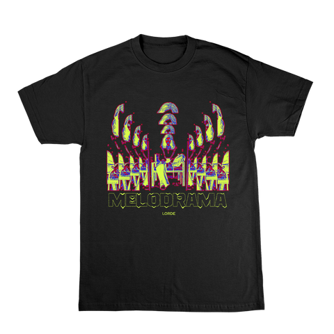 Melodrama Psychedelic T-Shirt