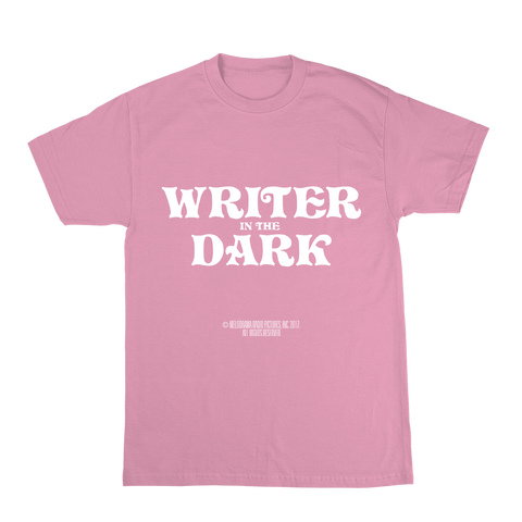 Writer in the Dark T-Shirt