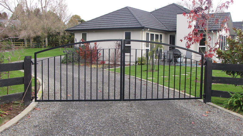 Driveway Gates - Red Stag Gates & Fences