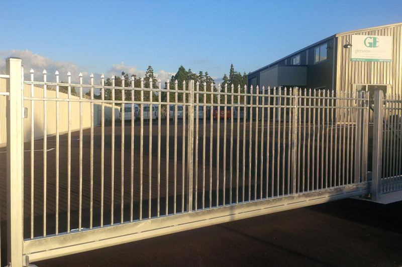 Cantilever Gates - Red Stag Gates & Fences