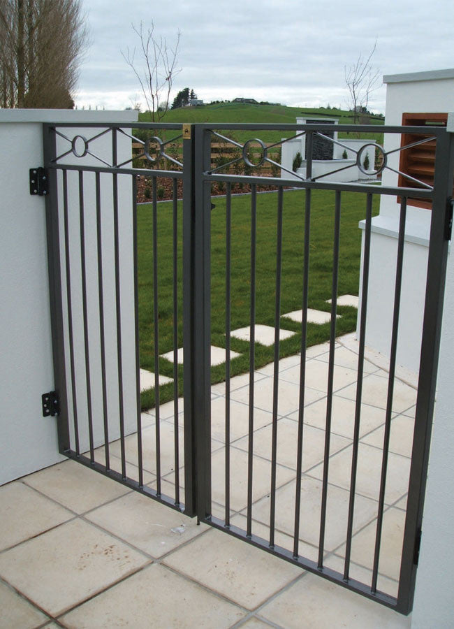 Garden Gates - Nouveau - Red Stag Gates & Fences