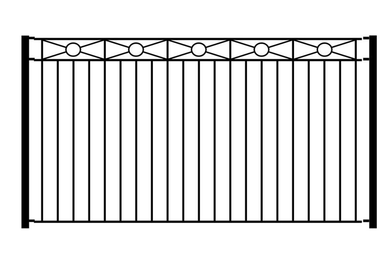 Sliding Gates - Red Stag Gates & Fences