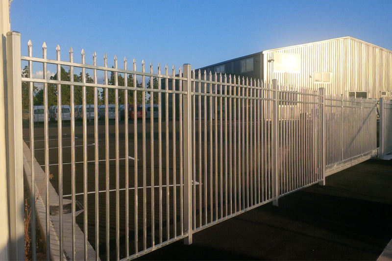 Security Fencing - Red Stag Gates & Fences