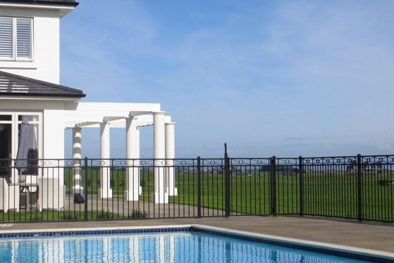 Pool Fencing - Red Stag Gates & Fences