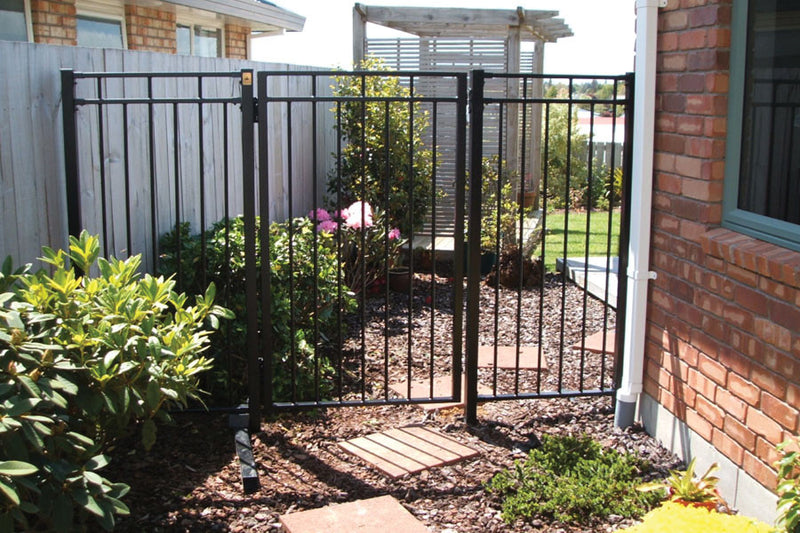 Side Gates - Traditional - Red Stag Gates & Fences