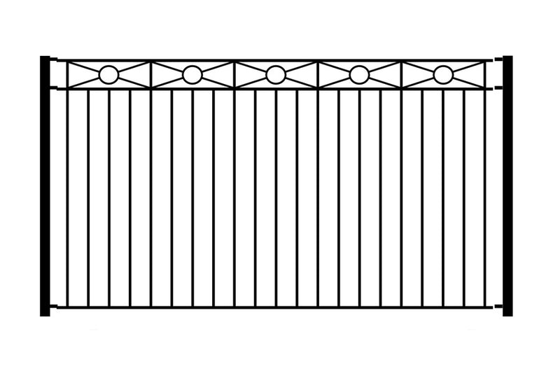 Fencing - Nouveau - Red Stag Gates & Fences