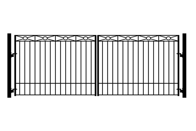 Nouveau - Red Stag Gates & Fences