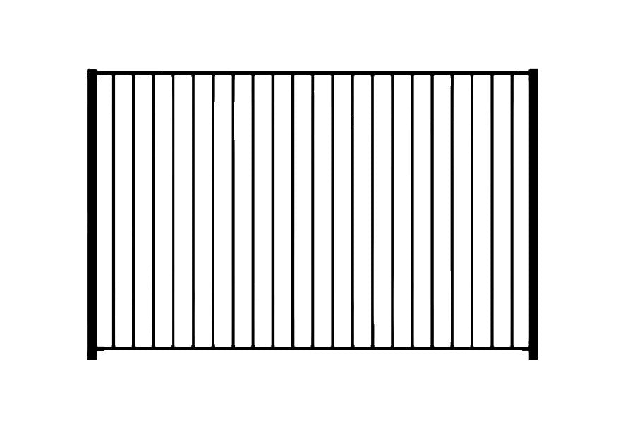 Fencing - Standard - Red Stag Gates & Fences