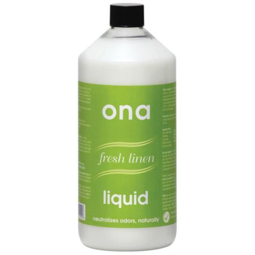 Ona Liquid Fresh Linen Quart (9/Cs)