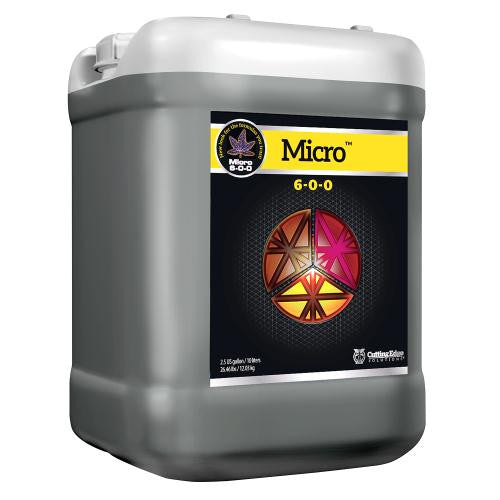 Cutting Edge Micro 2.5 Gallon (1/Cs)