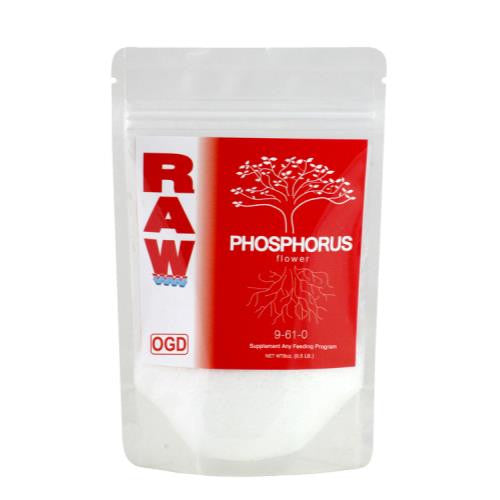 RAW Phosphorus 8 oz (6/Cs)