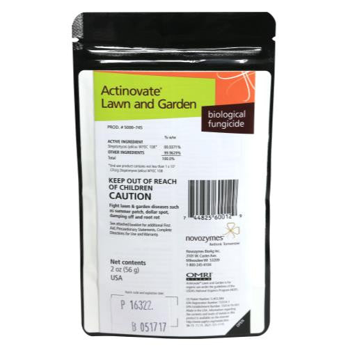 Actinovate L & G - National Label 2 oz (12/Cs)