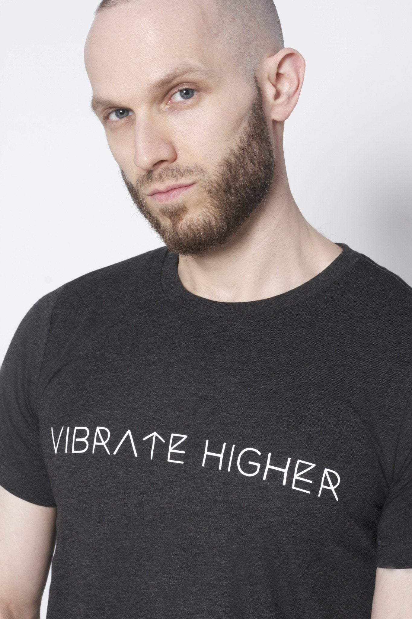 Vibrate Higher T-Shirt - Vibrate Higher