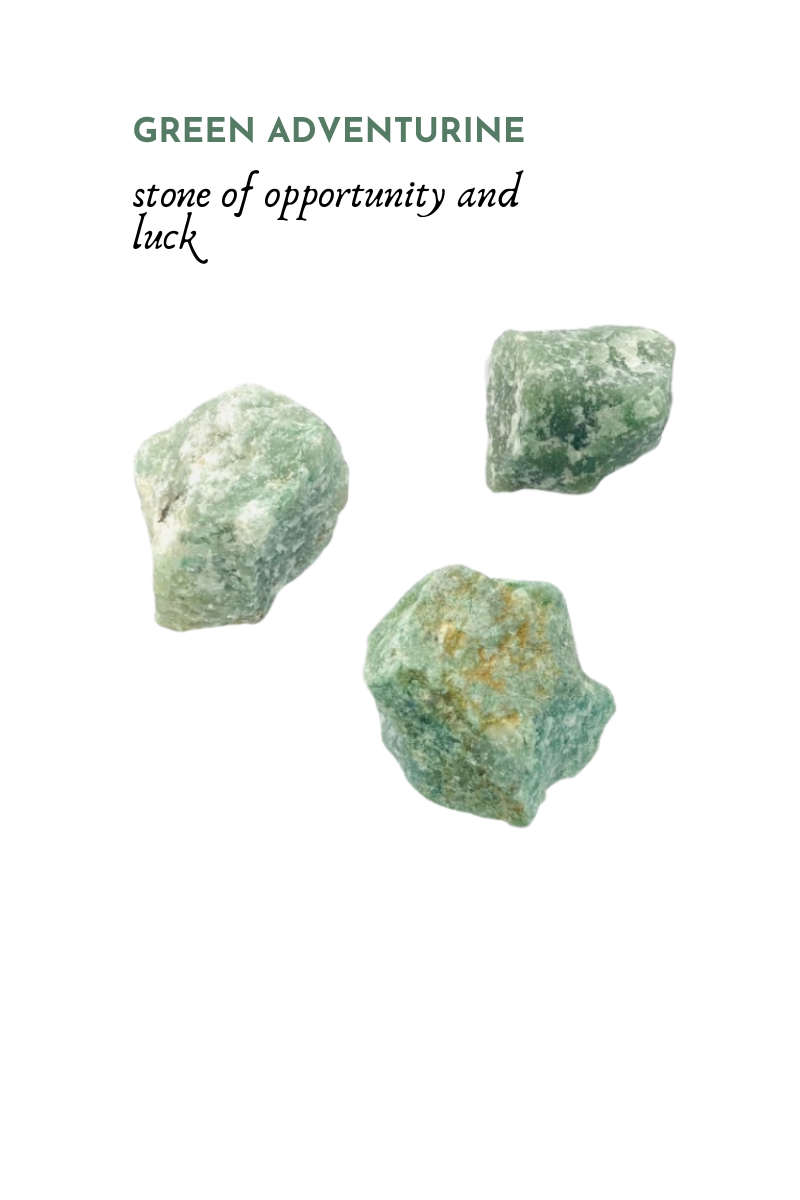 Green Aventurine Crystal