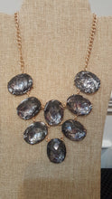 Grey Shadow Necklace