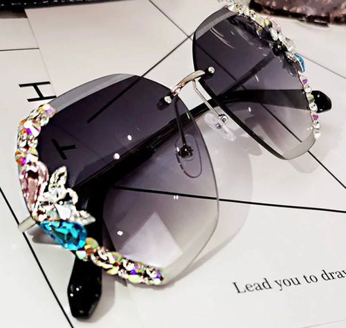 Cicely- Rimless shades