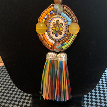 Char- Southwest Bead Necklace