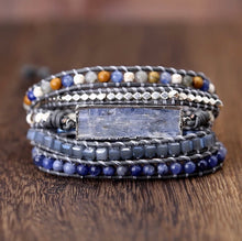 Blue over You-Bracelet
