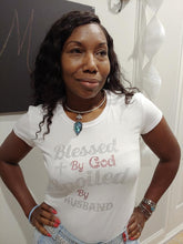 Spoiled by Husband Short Sleeve T-Shirt