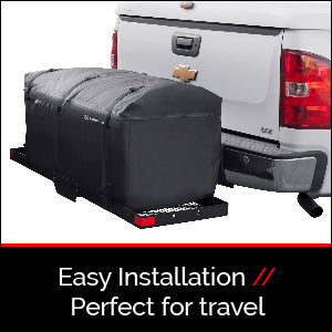 Easy Installation, Perfect for Travel