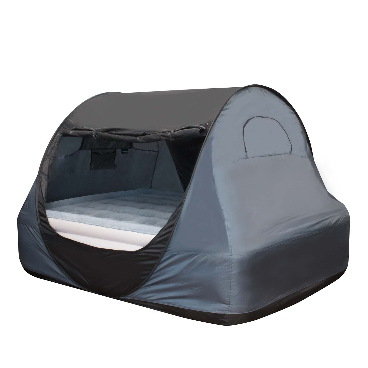 Privacy Bed Tent Fits Full and Twin Size Mattress Sizes  sc 1 st  Winterial.com : tent for a bed - memphite.com