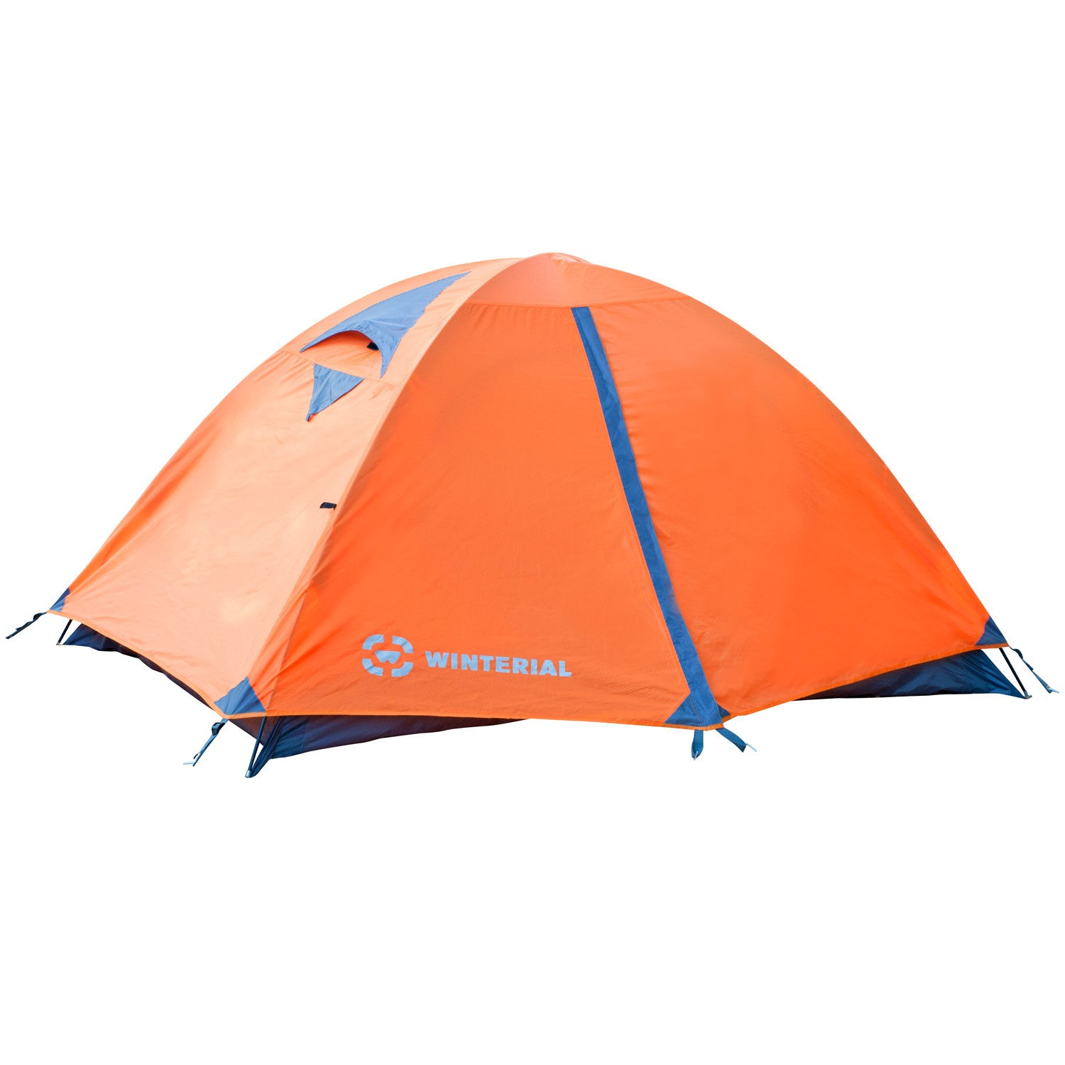 ... 2 person c&ing tent for backpacking hiking or c&ing. ...  sc 1 st  Winterial.com & Easy Setup Two-Person Camping Tent with Carry Bag - Winterial.com