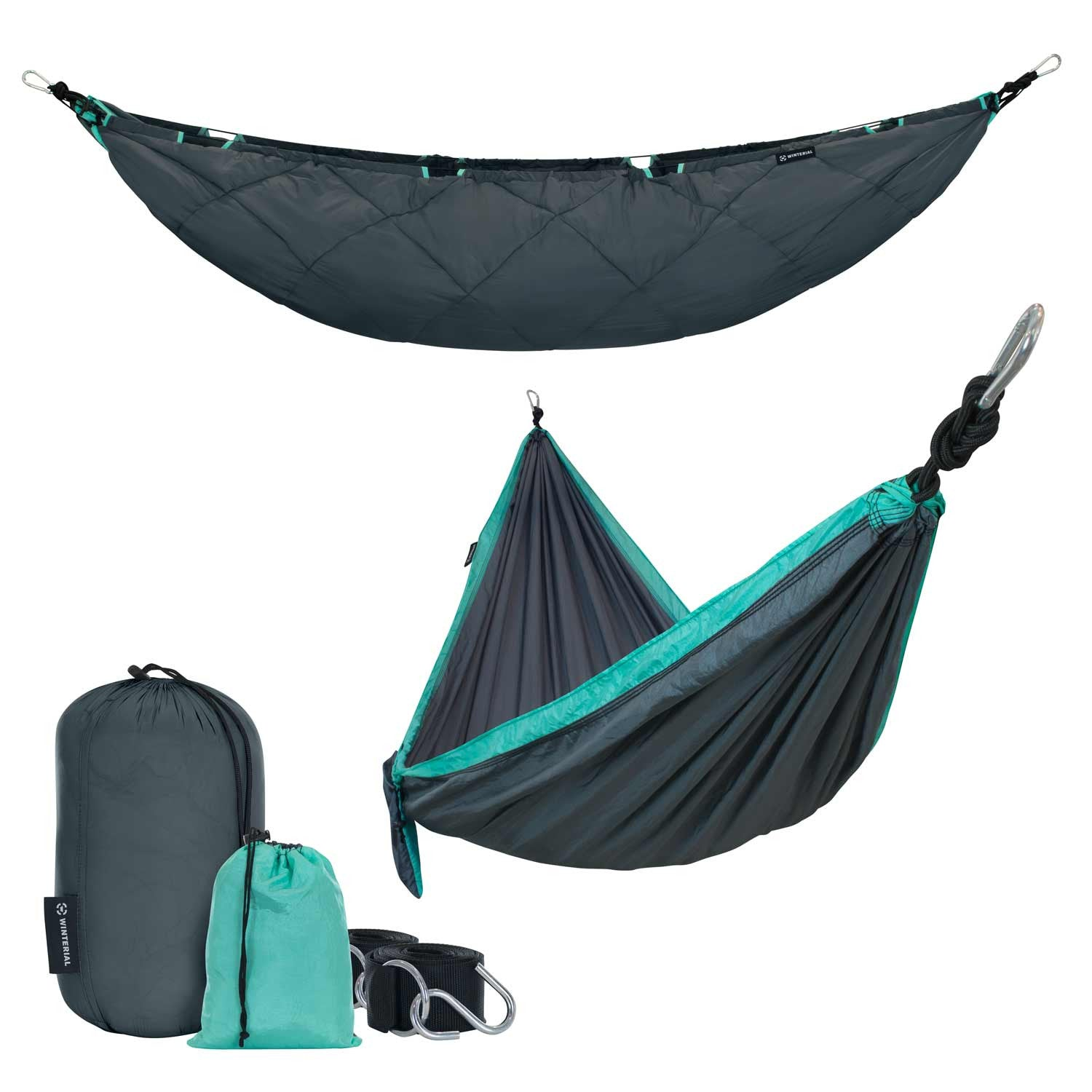Medium image of underquilt goose down hammock