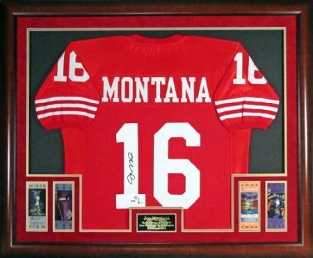 How To Frame A Jersey >> Jersey Framing How To Do It Right And Protect Your Autograph