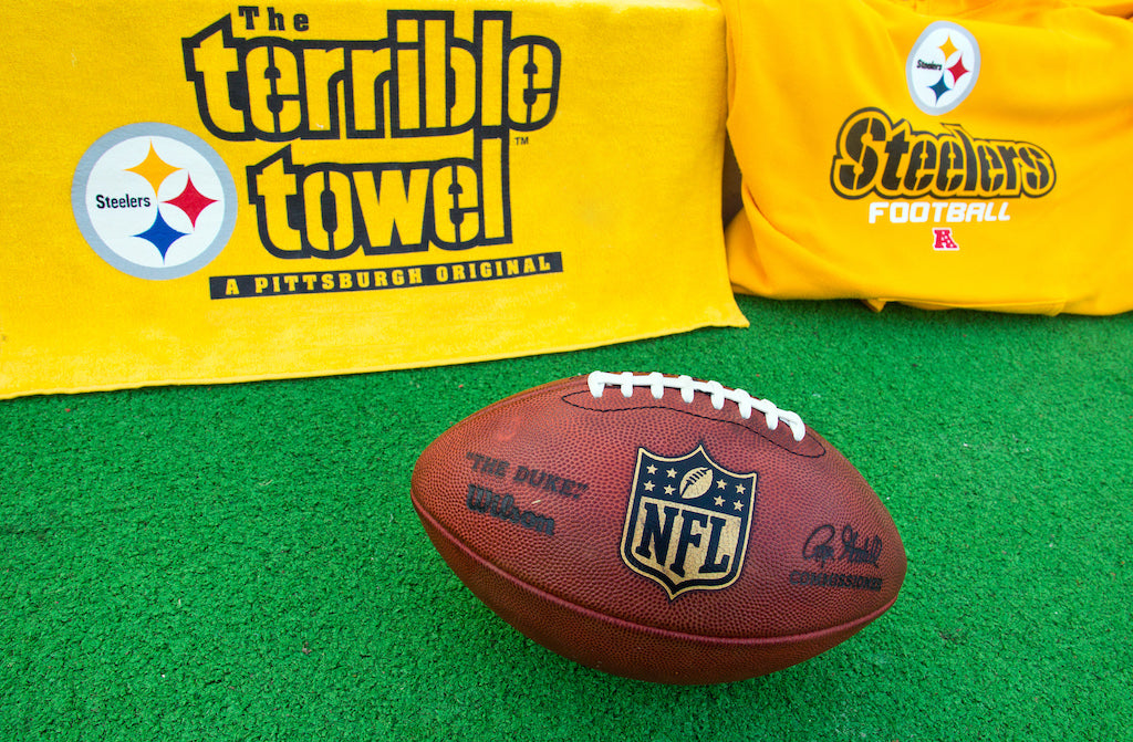 best cheap 931aa a352f The Pittsburgh Steelers and the History of the Terrible Towel