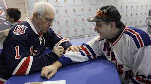 The Powers Sports Memorabilia Show - Never Wear an Autographed Jersey!